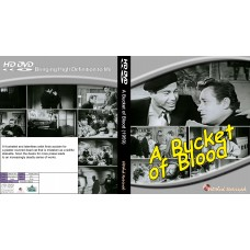 A Bucket of Blood (1959) - HDDVD (HiDefinition Edition) HD DVD