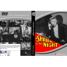 A Shriek in the Night (1933) - Standard DVD - HDDVDRevrevied.com [2014]