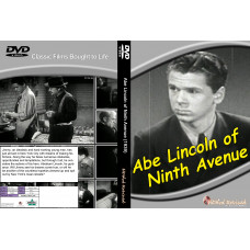 Abe Lincoln of the Ninth Avenue - Standard DVD edition hddvdrevived.com