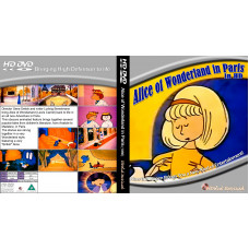 Alice of Wonderland in Paris (1966) HDDVD (HiDefinition Edition) HD DVD