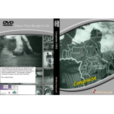 congolaise (english dubs) DVD standard edition hddvdrevived