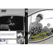 Creature from the haunted sea DVD standard edition hddvdrevived