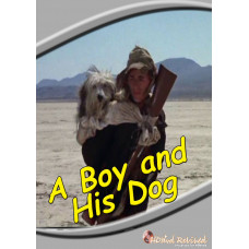 A Boy and His Dog - 1975 (DVD) - UK Seller