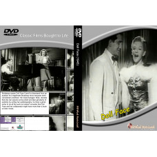 Doll face DVD standard edition hddvdrevived