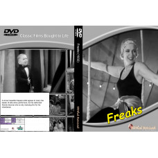Freaks DVD standard edition hddvdrevived [DVD] [2015]