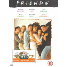Friends - Series 1 - Episodes 17-24 [DVD] [1995] - Pre-Owned