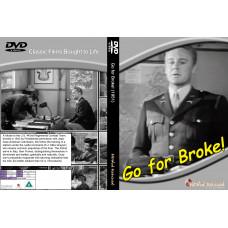 Go for broke DVD standard edition hddvdrevived (1951) - (DVD)