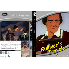 Gulliver's Travels DVD standard edition hddvdrevived