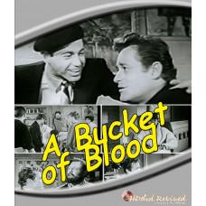 A Bucket of Blood - 1959 (HDDVD) - UK Seller