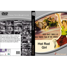 Hot Rod Girl (1956) - DVD HDDVD revived