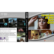 Invasion of the Bee Girls (1973) - HDDVD (HiDefinition Edition) HD DVD