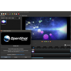 Openshot 2.0.6 Opensource Video Editor