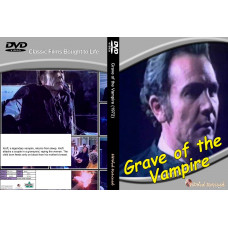 Grave of the vampire DVD standard edition hddvdrevived