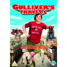 Gulliver's Travels [DVD] - Alternate - Pre-Owned