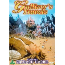Gulliver's Travels [DVD] (1978) - Starring Richard Harris - Pre-Owned
