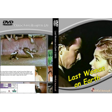 Last woman on earth DVD standard edition hddvdrevived