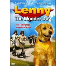 Lenny the Wonder Dog (DVD) - Pre-Owned