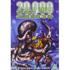 20,000 Leagues Under the Sea (DVD) - PRE-OWNED
