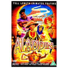 Aladdin [1992] (Animated) (NOT DISNEY) [DVD] [1993] - PREOWNED