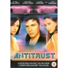 Antitrust [DVD] [2001] - PREOWNED