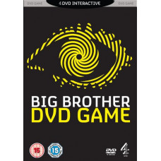 Big Brother DVD Interactive Game - PRE-OWNED