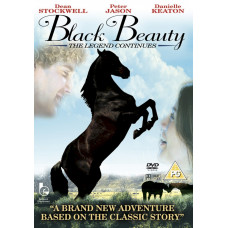 Black Beauty - the Legend Continues [DVD] - PRE-OWNED