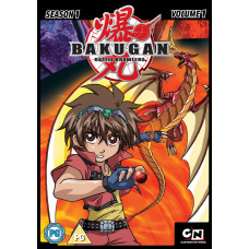 Bakugan: Season 1 - Volume 1 [DVD] [2009] - PRE-OWNED