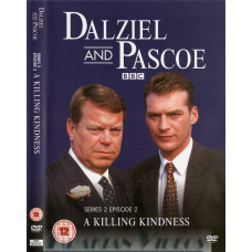 DDHE/BBC - DALZIEL AND PASCOE - A KILLING KINDNESS - SERIES 2 EPISODE 2 - DVD - PRE-OWNED