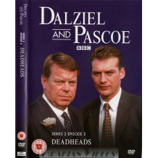 DDHE/BBC - DALZIEL AND PASCOE - DEADHEADS - SERIES 2 EPISODE 3  - Pre-Owned