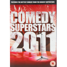 Comedy Superstars 2011 [DVD] - PRE-OWNED