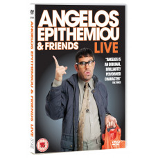 Angelos Epithemiou & Friends - Live [DVD] - Preowned