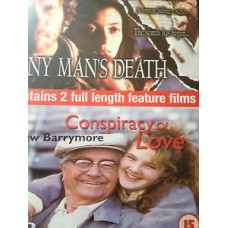 2 Full Length Movies - Any Man's Death / Conspiracy Of Love - Pre-owned