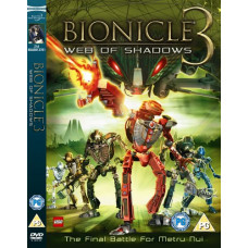Bionicle 3 - Web Of Shadows [DVD] - PRE-OWNED