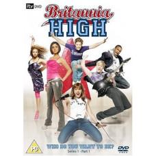 Britannia High - Series 1 (Episodes 1-4) [DVD] - Preowned