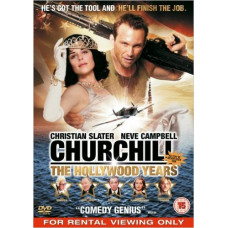 Churchill: the Hollywood Years [DVD] DVD - RENTAL COPY - PRE-OWNED