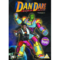 Dan Dare - Pilot Of The Future: Volume 1 [DVD] - Pre-owned