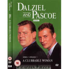 DALZIEL AND PASCOE - A CLUBBABLE WOMAN - SERIES1 EPISODE 1 - BBC/DDHE DVD RELEASE - Pre-Owned