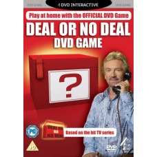 Deal or No Deal DVD Game - Pre-owned