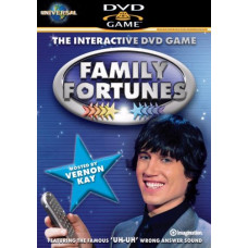 Family Fortunes 2 - Interactive DVD Game hosted by Vernon Kay [Interactive DVD] - Pre-Owned