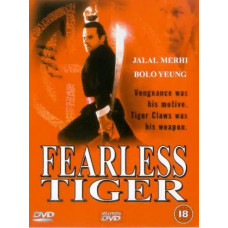 Fearless Tiger [DVD] - Alternate Release - Pre-Owned