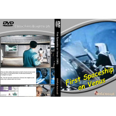 First spaceship on venus (english dubs) DVD standard edition hddvdreived - Pre-Owned