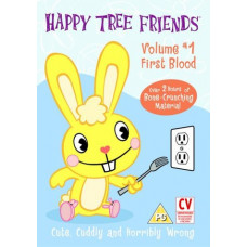Happy Tree Friends - Volume 1 - First Blood [DVD] - Pre-Owned