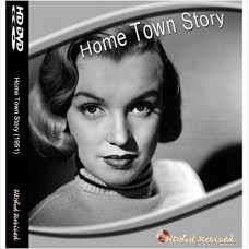Home Town Story (1951) - HDDVD (HiDefinition Edition) HDDVD revived