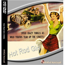 Hot Rod Girl (1956) - HDDVD (HiDefinition Edition) HDDVD revived