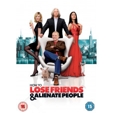 How To Lose Friends And Alienate People [DVD] [2008] - Pre-Owned