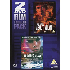 How Awful About Allan/ No Big Deal (2 Films/1 DVD) - Pre-Owned