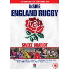 Inside England Rugby - Sweet Chariot [DVD] - Pre-Owned