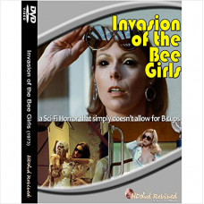 Invasion of the Bee Girls (1973) - Standard DVD edition hddvdrevived.com