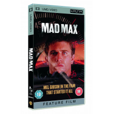 Mad Max [UMD Mini for PSP] [1979] - Pre-owned