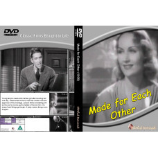 Made for each other Dvd standard edition hddvdrevived